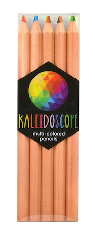 Kaleidoscope Colored Pencils-Gifts, pencils, pens