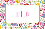Boatman Geller Placemat - Bright Floral-placemats, boatman geller, gifts