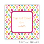 Boatman Geller Valentines Sticker Hugs and Kisses 21509-Stickers, Boatman Geller, Valentines