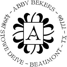 PSA Stamp - Abby-PSA Essentials, stamps, gifts, ink