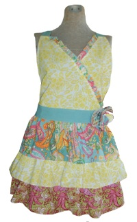 Funktion Child Apron-Giselle CA82-apron, gift, funktion