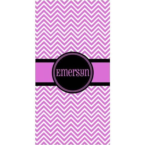 LBJ Beach Towel - Adair Emersyn-beach, towel, personalized