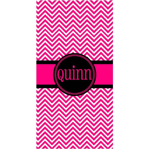 LBJ Beach Towel - Adair Quinn-beach, towel, personalized
