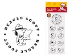 PSA Peel & Stick Packs - Peanuts Beagel Scout-PSA Essentials, Stamps, gifts, Peanuts