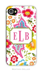 BG Cell Phone Cover - Bright Floral-gifts, boatman geller, cell phone cover