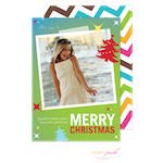 D7J2016 Modern Posh Holiday Photo Card-Holiday, Photo Card, Modern Posh, Christmas