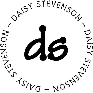 PSA Stamp - Daisy-PSA Essentials, stamps, gifts, ink