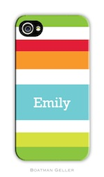BG Cell Phone Cover - Espadrille Bright-gifts, boatman geller, cell phone cover