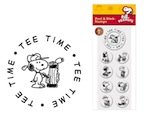 PSA Peel & Stick Packs - Peanuts Golf-PSA Essentials, Stamps, gifts, Peanuts