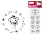 PSA Peel & Stick Packs - HK Garden Club-PSA Essentials, Stamps, gifts, hello kitty