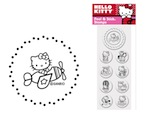 PSA Peel & Stick Packs - HK On The Go-PSA Essentials, Stamps, gifts, hello kitty