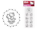 PSA Peel & Stick Packs - HK Playtime-PSA Essentials, Stamps, gifts, hello kitty