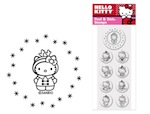 PSA Peel & Stick Packs - HK Reindeer Games-PSA Essentials, Stamps, gifts, hello kitty