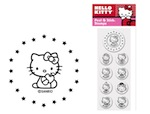PSA Peel & Stick Packs - HK School Days-PSA Essentials, Stamps, gifts, hello kitty