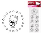 PSA Peel & Stick Packs - HK Summer Fun-PSA Essentials, Stamps, gifts, hello kitty