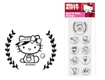 PSA Peel & Stick Packs - HK Tee Time-PSA Essentials, Stamps, gifts, hello kitty