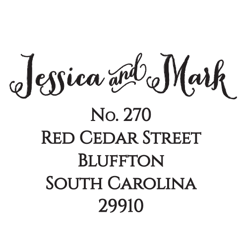 PSA Stamp - Jessica-PSA Essentials, stamps, gifts, ink