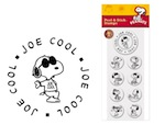 PSA Peel & Stick Packs - Peanuts Joe Cool-PSA Essentials, Stamps, gifts, Peanuts
