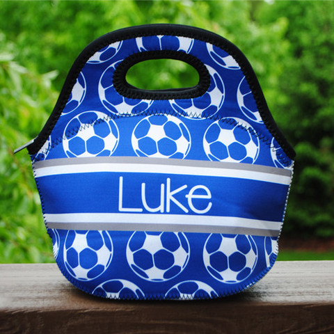 LBJ Lunch Tote - Luke Print-lunch tote, lunchbox