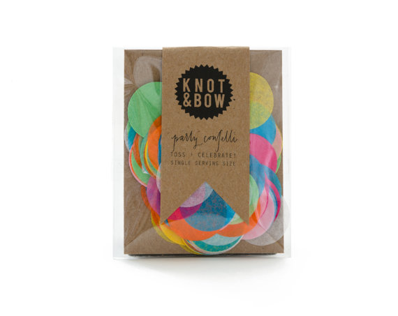 K&B - Multicolor Party Confetti-party, confetti