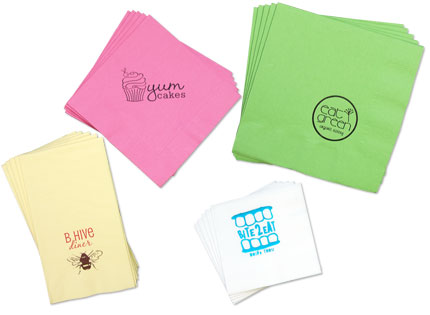 Personalized Napkins-