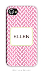 BG Cell Phone Cover - Stella Pink-gifts, boatman geller, cell phone cover