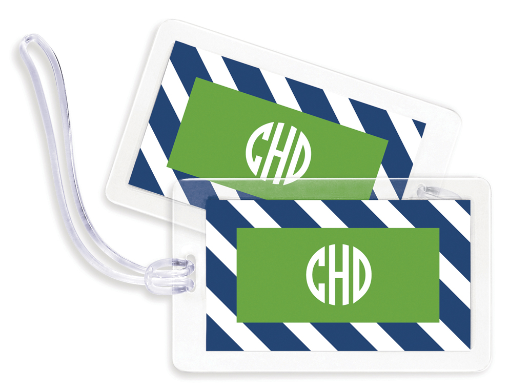Whitney English - Bag Tag (WBT2)-luggage tags, bag tags,