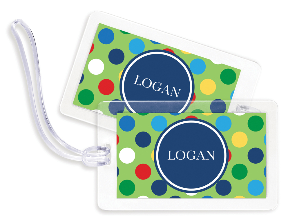 Whitney English - Bag Tag (WBT34)-luggage tags, bag tags,